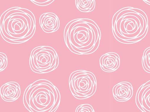 Bloemenpatroon rozen